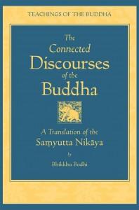 cover of Samyutta Nikaya translated by Bhikkhu Bodhi